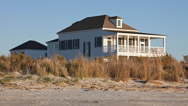 PHOTO: Beach house