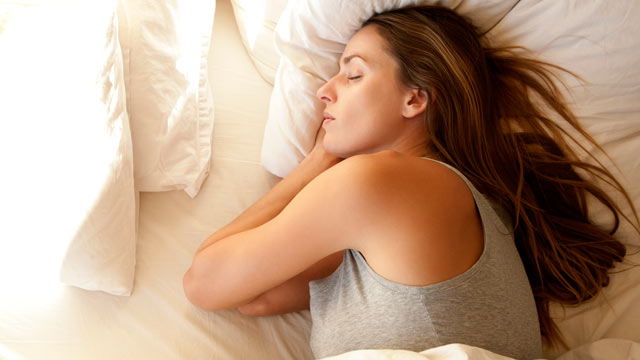 PHOTO: Here are 20 tips to sleep better.
