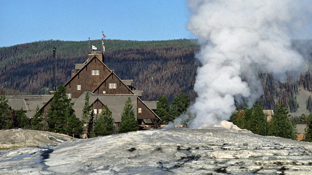 PHOTO: The National Park Service is cautioning visitors to Yellowstone and Grand Teton national parks about an increase in stomach-related illnesses.