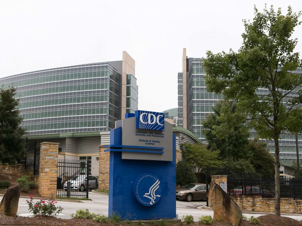 PHOTO: In this file photo shows the exterior of the Center for Disease Control headquarters, Oct. 13, 2014, in Atlanta.