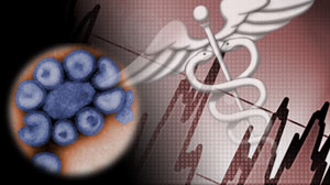 Photo: The Facts Versus the Truth about Swine Flu: Swine Flu Will Test Health Care, Bedevil Economy