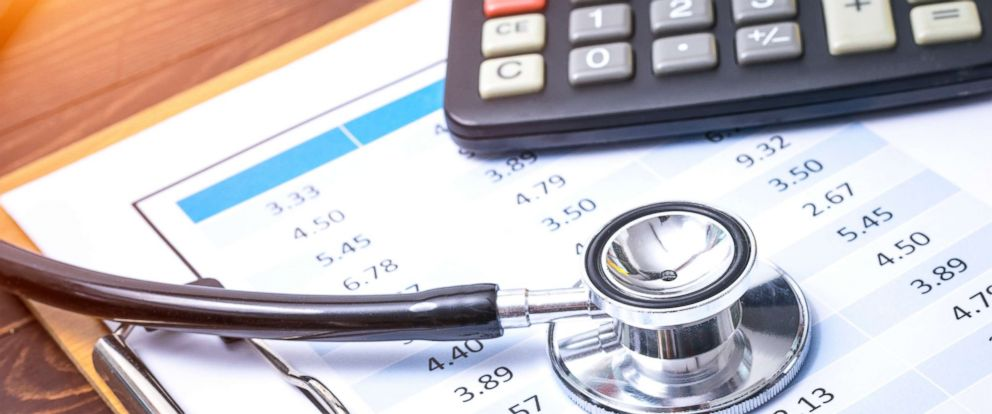 PHOTO: Polls show, voters are worries about healthcare costs.
