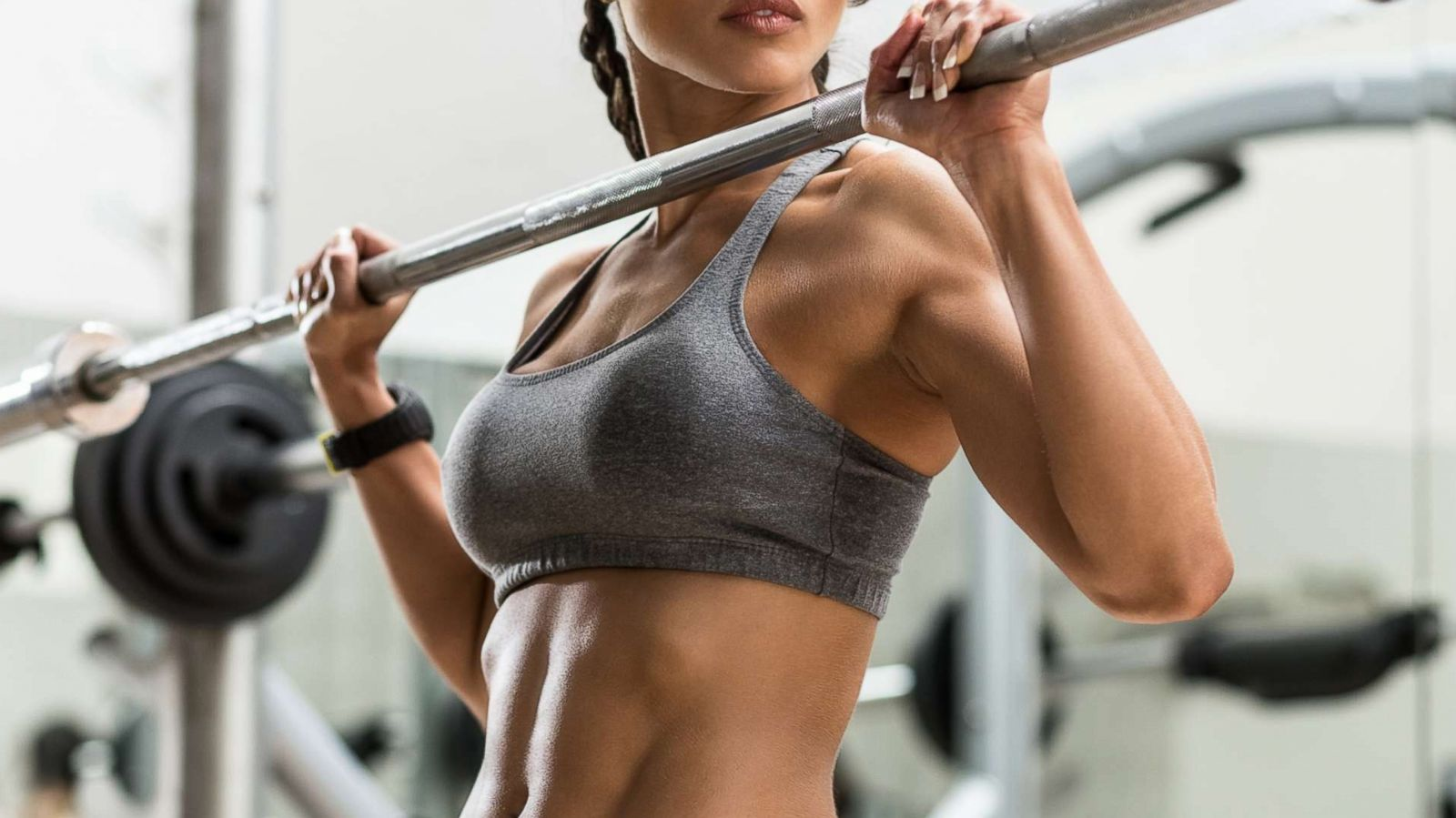 What S The New Ideal Female Body Type Now It S Thin And Muscular Research Shows Gma Women run to stay fit, compete in races or for the sheer love of running. what s the new ideal female body type