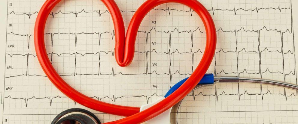 PHOTO: Photo illustration in regard to heart disease.