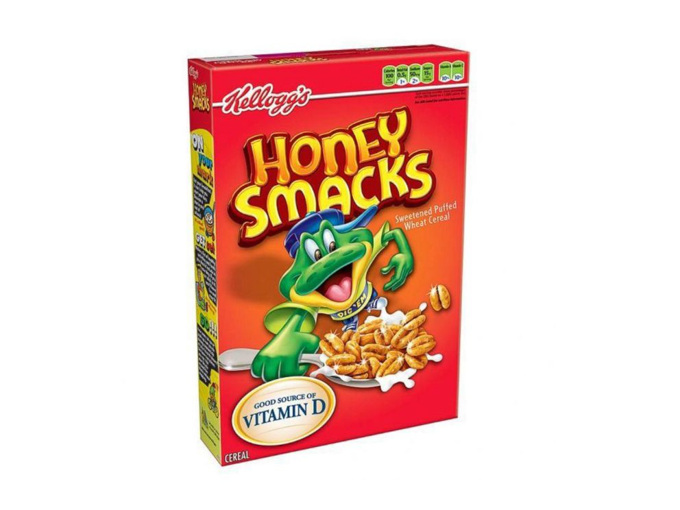 PHOTO: The Center for Disease Control and Prevention is investigating an outbreak of Salmonella Mbandaka infections linked to Kelloggs Honey Smacks cereal.