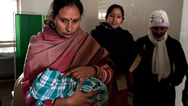 PHOTO: Indian Gendercide