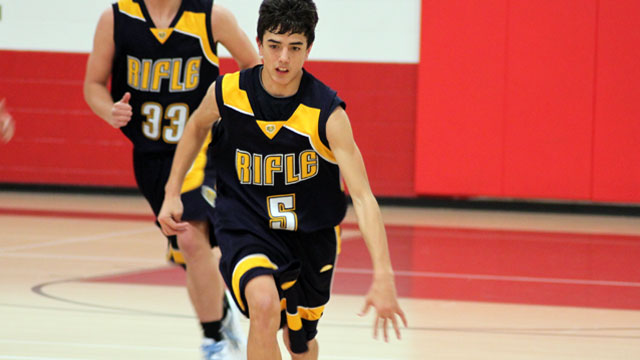 PHOTO: Austin Booth, a high school scholar-athlete from Rifle, Colo., died at 17 from the flu.