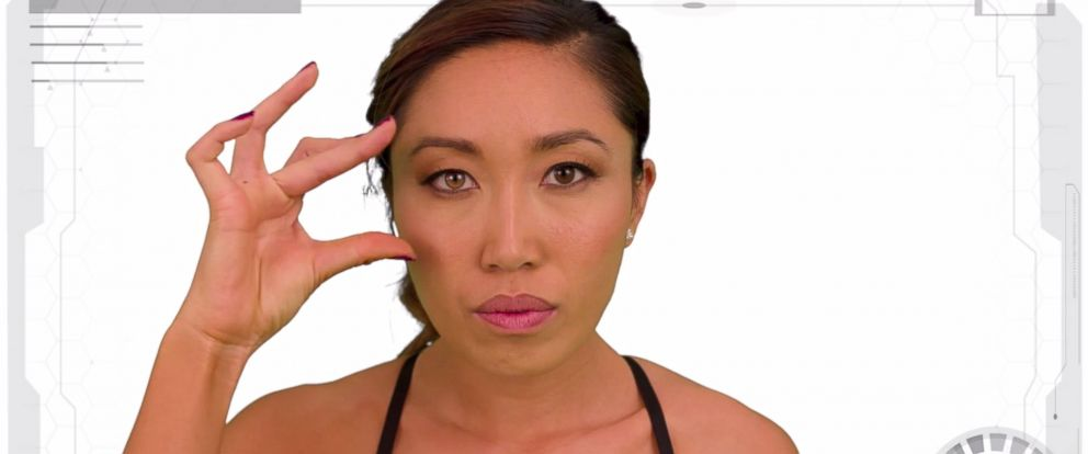 "PHOTO: Cassey Ho made a ""Peferct Body"" video to show how online comments affected her."