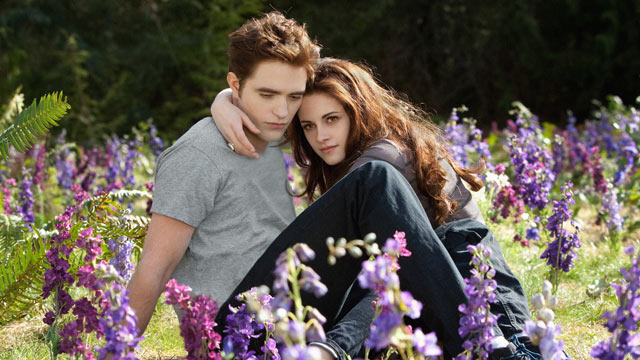 PHOTO: Robert Pattinson and Kristen Stewart star in The Twighlight Saga: Breaking Dawn Part 2.