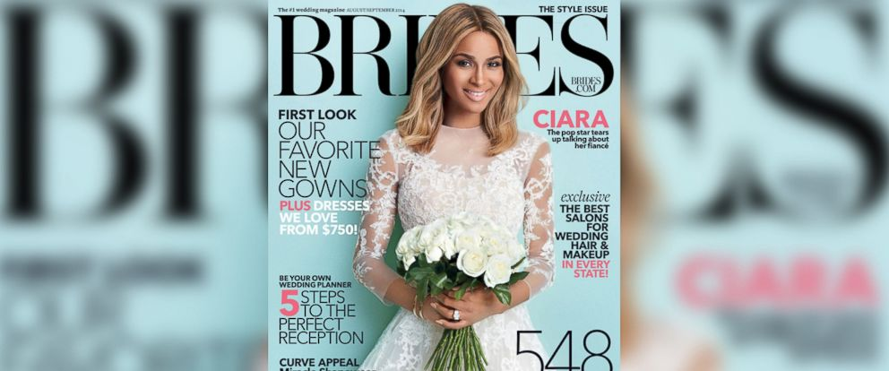 2637286b112e5 Ciara Gives New Details of Her Black Tie Wedding to Rapper Future ...