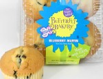 """PHOTO: FDA officials tested Butterfly Bakerys """"No-Sugar Added Blueberry Muffins"""" and found it had a greater amount of total fat and saturated fat than the value declared on the label."""