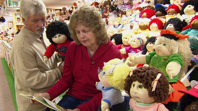 PHOTO: Cabbage Patch Kids Have Own Playground