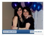 PHOTO: Celeste and Sydney Corcoran, seen in this undated family photo, were both injured during the Boston Marathon bombing.