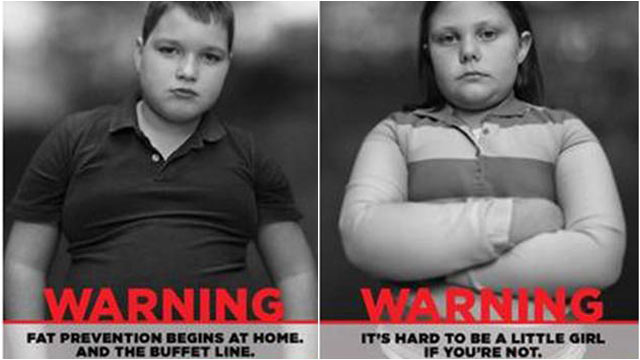 Stop Sugarcoating Child Obesity Ads Draw Controversy Abc News