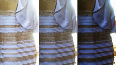 White And Gold Black And Blue It S Turning The Internet Red Abc News
