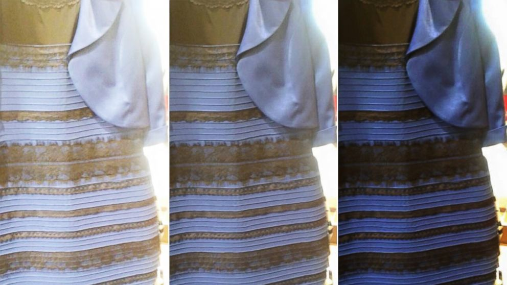 White And Gold Black And Blue Its Turning The Internet Red