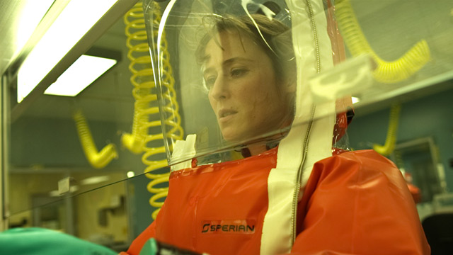 PHOTO: Scene from movie Contagion