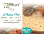 PHOTO: Heartland Gourmet pizza crust mix
