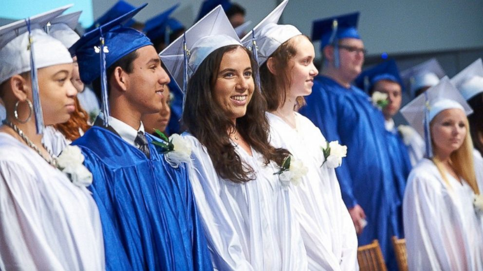 Pediatric Cancer Patients Get Special Graduation Ceremony - ABC News