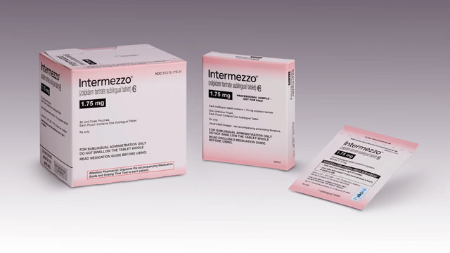 PHOTO: Purdue Pharmas new sleep drug, Intermezzo, is aimed at those who wake in the middle of the night and cant fall back asleep.