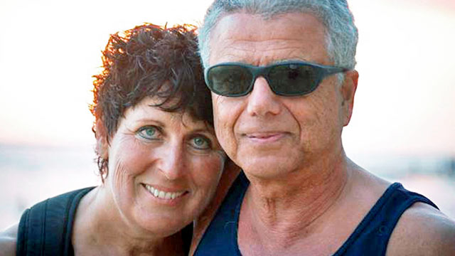 "PHOTO: Jeri Orfali died painfully at 56, and now her husband Robert supports ""death with dignity"" guidelines in Hawaii."