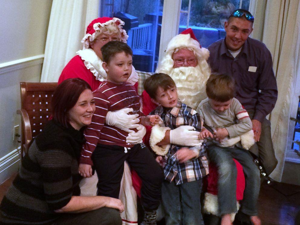 photo st george ontario is celebrating christmas early so evan leversage 7 - Who Celebrates Christmas
