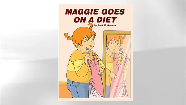 """PHOTO:The childrens picture book, """"Maggie Goes on a Diet,"""" has come under fire for sending the wrong messages about pediatric obesity."""