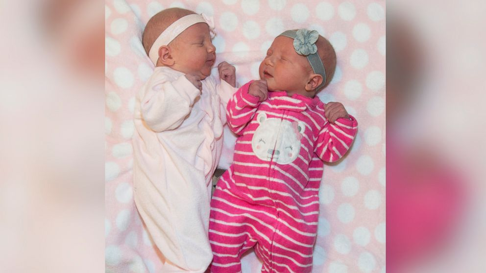 Meet All 6 Sets of Twins Born at a Missouri Hospital This ...