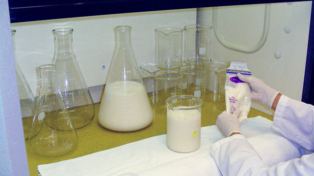 Breast Milk Banks Struggle To Meet Demand - Abc News-5929