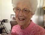 PHOTO: 105-year-old Edythe Kirchmaier, seen here in this undated handout photo, is Facebooks oldest user.
