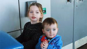 Photo: Irish Family Seeks Help From America for Their Dying Children: Rare, Deadly Battens Disease Threatens One Couples Young Children