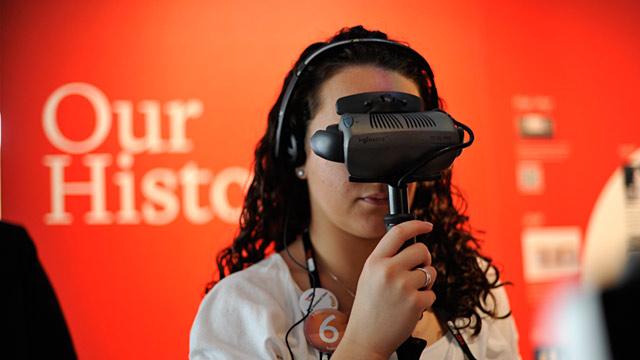 PHOTO: Janssens 3D visual immersion