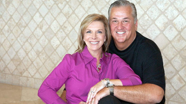 PHOTO: Scott and Joan Bolzan rebuilt their marriage after he lost all memory of their relationship after he suffered a head injury in a fall that caused permanent retrograde amnesia.