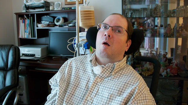 man in supposed vegetative state communicates abc news