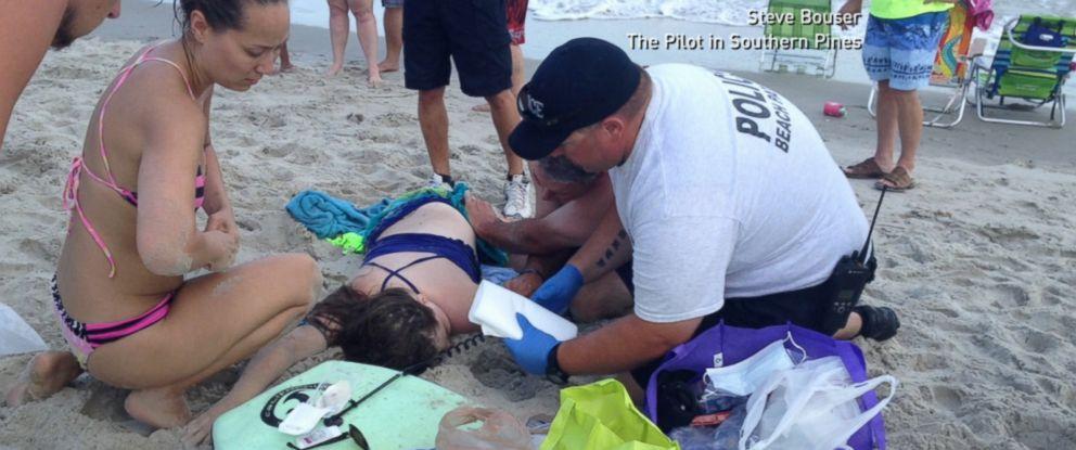 Panic Florida Beach