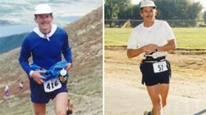 Stan Jensen has run 20 marathons and 125 ultra marathons in his lifetime