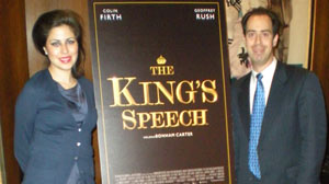 PHOTO The Kings Speech