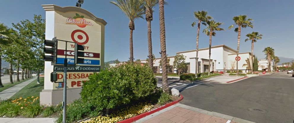 PHOTO: The Target in Redlands, California which is a potential location for exposure to measles according to the San Bernardino County Department of Public Health.