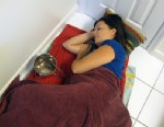 """PHOTO: Trina and her husband are addicted to coffee enemas and are highlighted in TLCs series, """"My Strange Addiction."""