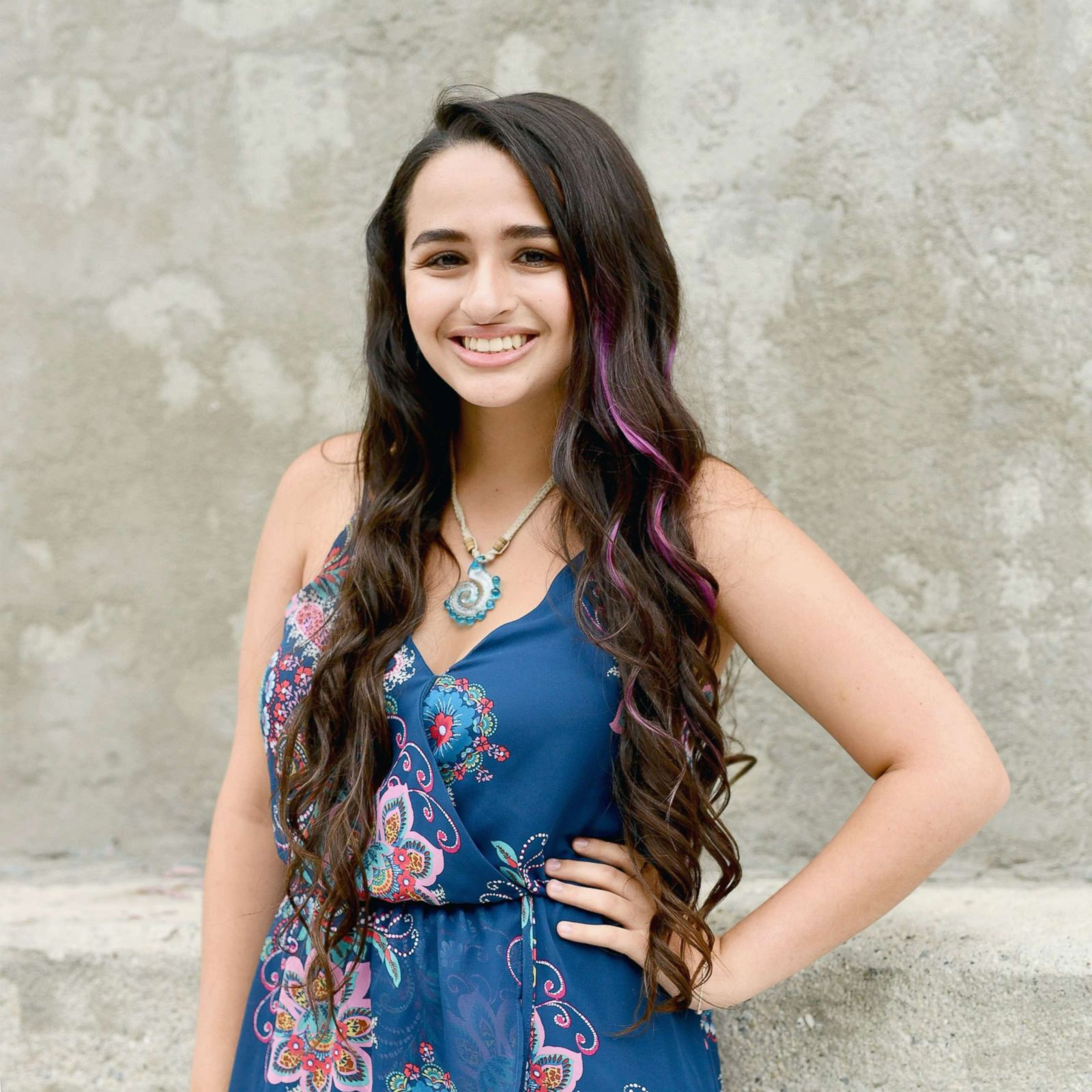 Transgender teen and 'I Am Jazz' star Jazz Jennings on