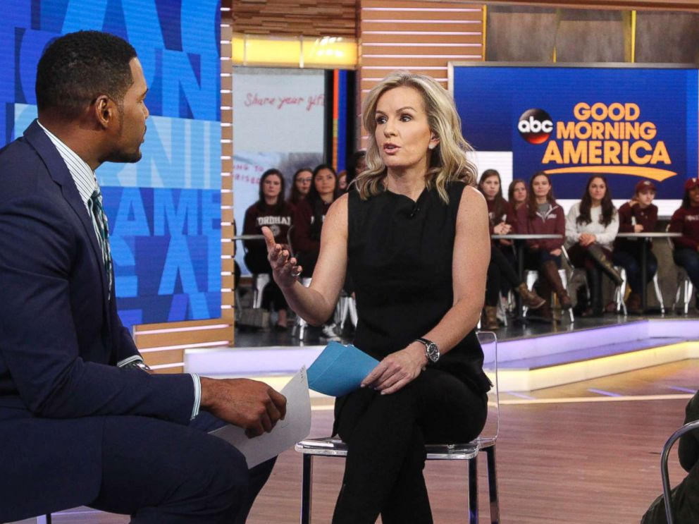 PHOTO: Dr. Jennifer Ashton is a guest on Good Morning America, Jan. 31, 2017, airing on the ABC Television Network.