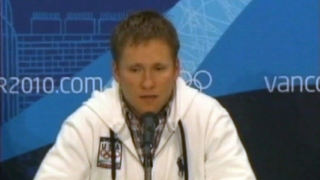 VIDEO: Silver medalist skier Jeret Peterson was found dead in a Utah canyon.