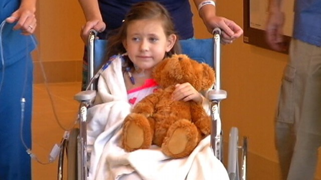 7-Year-Old Recovering From Bubonic Plague Video - ABC News