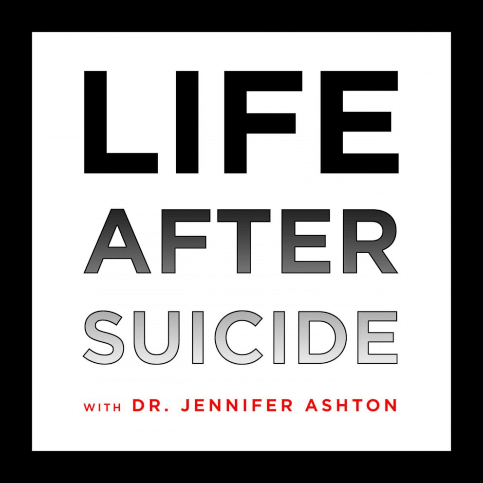 PHOTO: ABC News Dr. Jennifer Ashton hosts a new podcast, Life After Suicide.
