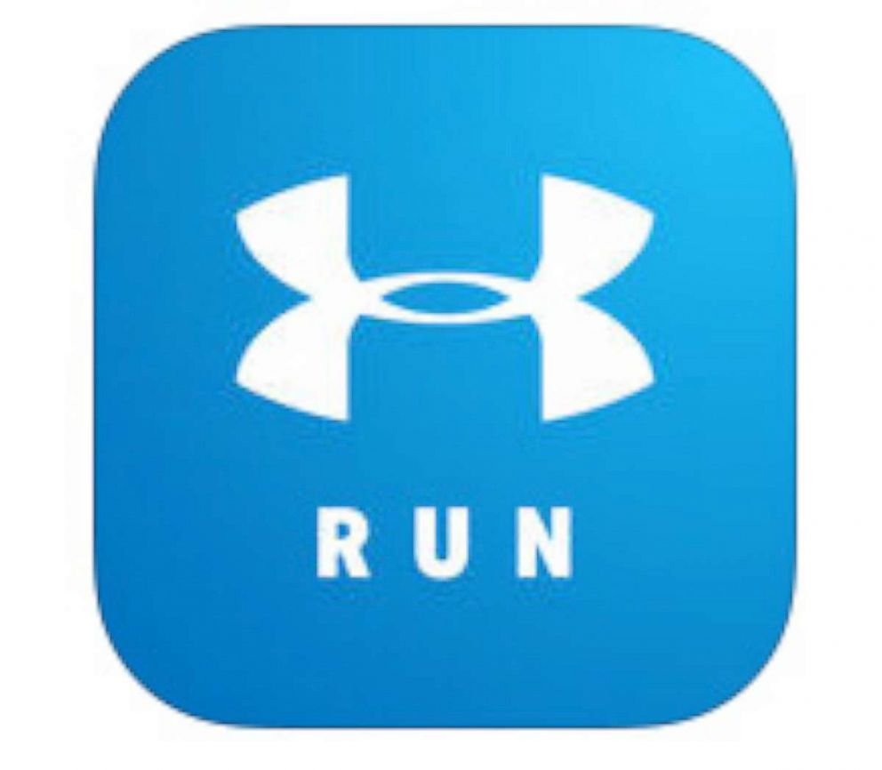 PHOTO: Map My Run app.