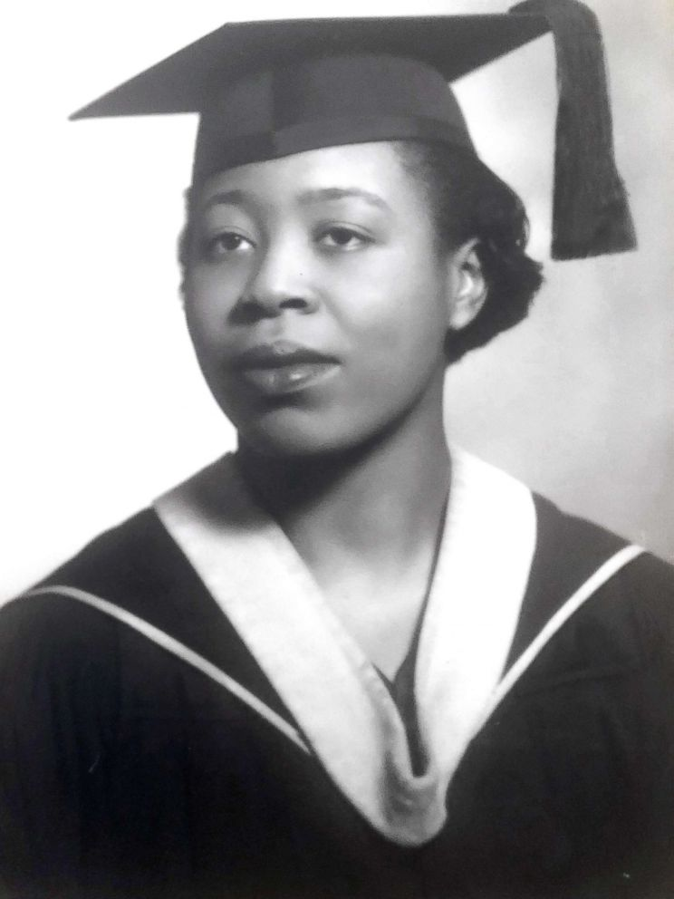 Dr. Melissa Freeman graduated from medical school in 1955.
