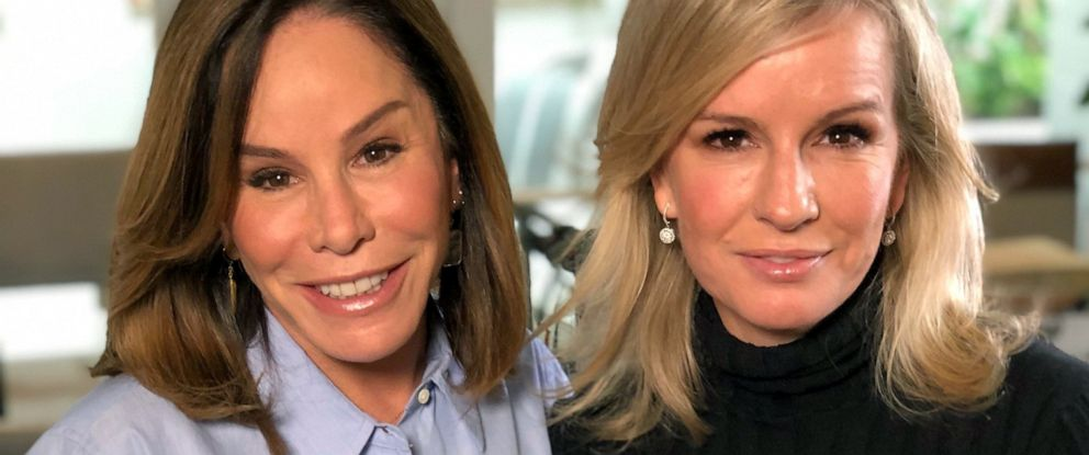 PHOTO: Melissa Rivers and Dr. Jennifer Ashton meet in Melissas California home for an intimate discussion.