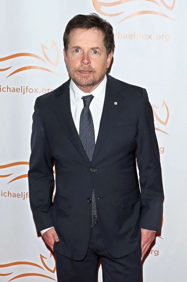 PHOTO: Michael J. Fox attends the 2017 A Funny Thing Happened on the Way to Cure Parkinsons event at the Hilton New York, Nov. 11, 2017, in New York City.