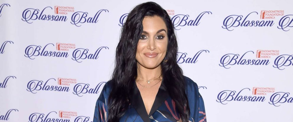 PHOTO: ESPN Host Molly Qerim attends the Endometriosis Foundation of Americas 9th Annual Blossom Ball at Cipriani 42nd Street, March 19, 2018, in New York City.