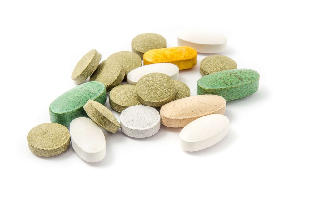 PHOTO: Of the four most commonly used supplements- vitamin D, calcium, and vitamin C-none had a significant effect in regards heart health.